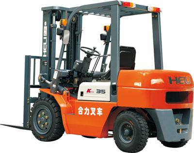 H3系列1-1.8吨内燃平衡重式叉车