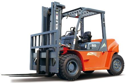 G系列5-7吨内燃平衡重式叉车