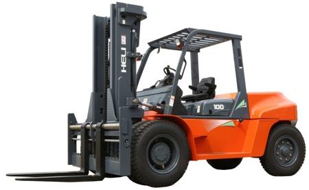 G系列8.5-10吨内燃平衡重式叉车