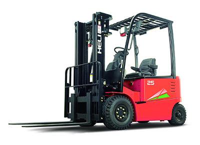 G系列1-2.5吨蓄电池平衡重式叉车
