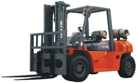 H2000系列5-7吨液化气叉车