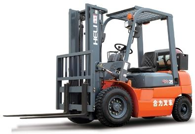 H2000系列2-3.5吨压缩天然气平衡重式叉车